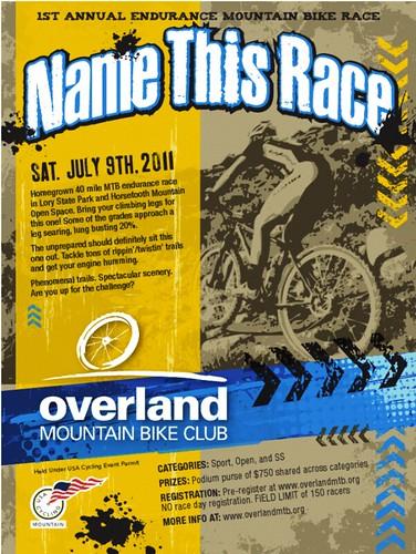 FC mountain bike race coming July 9, 2011!
