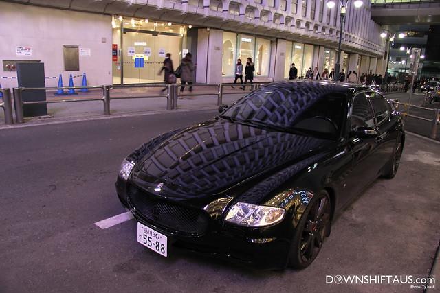 Downshift Shibuya 35