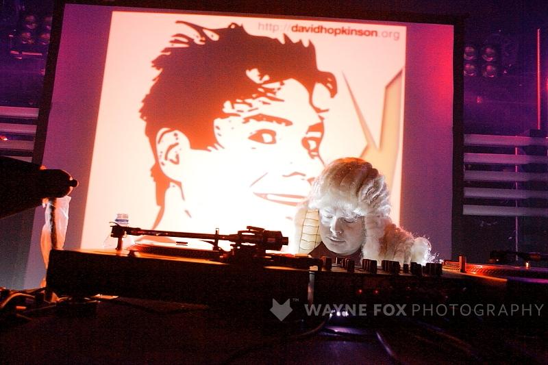DJ David Hopkinson