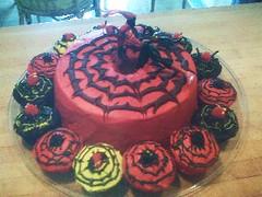 Batman Cake by Alexandra