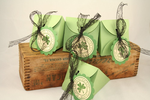 St Patricks Day Goodie Boxes