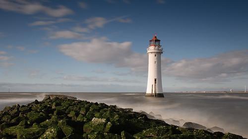 フリー写真素材, 建築・建造物, 灯台・ライトハウス, 海岸, イギリス,