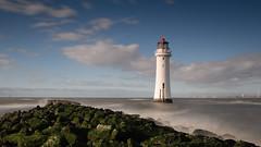 [フリー画像] 建築・建造物, 灯台・ライトハウス, 海岸, イギリス, 201103171700