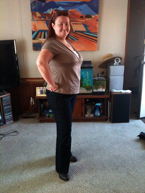Dec 2010, after losing about 10lbs
