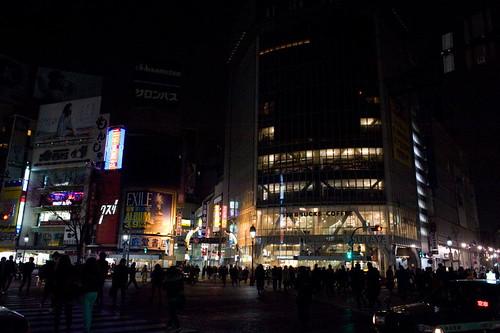 Tokyo PM9:00 Shibuya