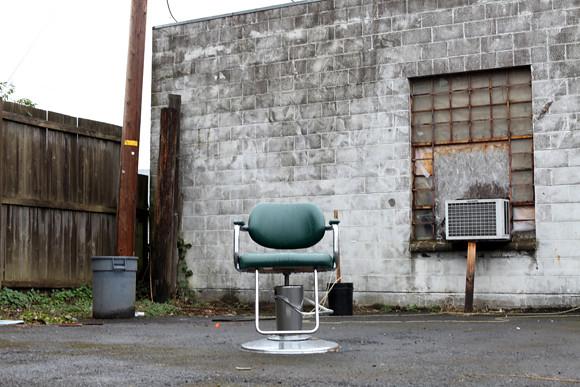 thelonliestbarberchair