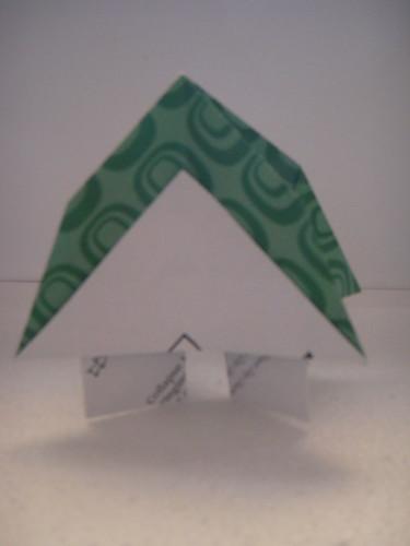 Origami #34: Rocket Ship
