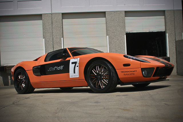 Here Are The Photos Of The Joyride Ford Gt That We Shoot For Dub Magazine