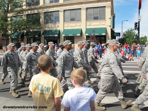 2010 Cheyenne Frontier Days Parade, Cheyenne, Wyoming