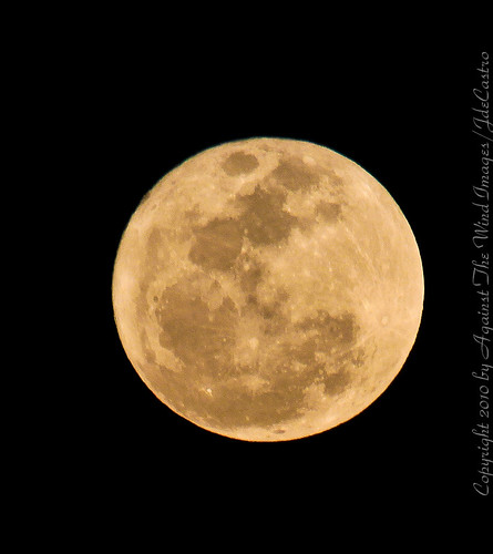 Supermoon-2485 by Against The Wind Images