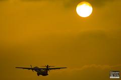 G-BXTN - 483 - Aurigny Air Services - ATR ATR-72-202 - 071014 - Duxford - Steven Gray - IMG_2466