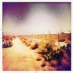 Airplane Graveyard Trail by Jason Willis
