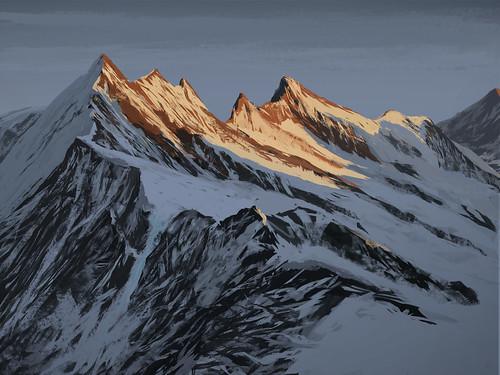 Mountain Study 3