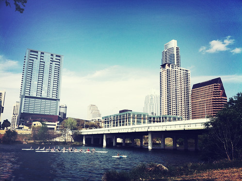 Florence, Austin.. Maybe I should photo rowers beneath bridges around the world.