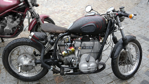 BMW R60/6 by iveka19