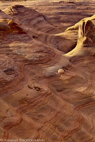 Wavy Sandstone