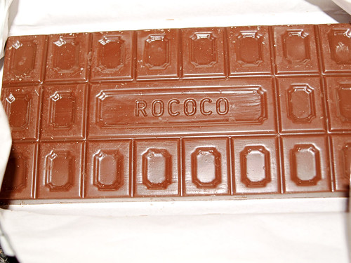 Rococo Milk Chocolate Sea Salt Bar