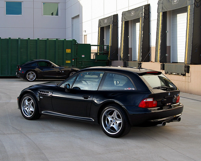 Z3 M Coupe and Z4 M Coupe