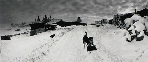 Pentti Sammallahti, Solovki, White Sea, Russia, 1992