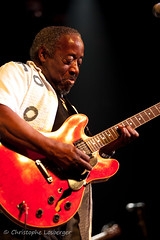 Albert White @ Music Maker Revue