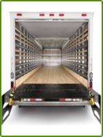 Morgan Aluminum Dry Freight Body
