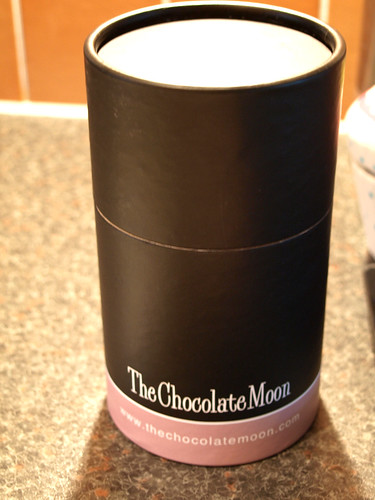 The Chocolate Moon Carre Croqaunt