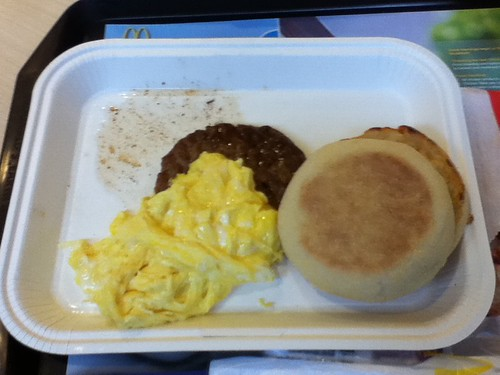 2011-02-26 - McDonalds - 02 - Hotcakes breakfast