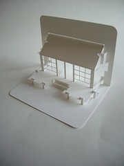 FOLD FOR JAPAN!!!!! - japanese teahouse (elod beregszaszi) Tags: sculpture art geometric matrix architecture paper paperart 3d origami gallery cut geometry space exhibition kinetic kirigami spatial folded fold kiri popup proportion crease papercut volume ratio paperwork oa optic papermodel foldable ori papersculpture origamic origamicarchitecture kinetica collapsible paperfold elod papermatrix elodole popupology beregszaszi kiriorigami flatfoldable elodberegszaszi foldablearhitecture structurekinetic papercubed