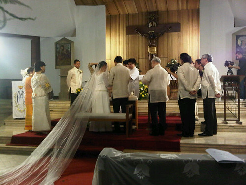 Wedding: Francis and Ayna
