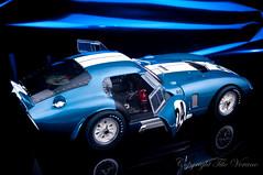 Shelby Cobra Daytona (Otitus) Tags: sb800 autoart igroup cebusugbu strobist creativetabletop sigma2470exdg shelbycobradaytona kabayanfilamphotogs photoflexxslitedomesoftbox yn560 creativetabletopgroup exotocollections