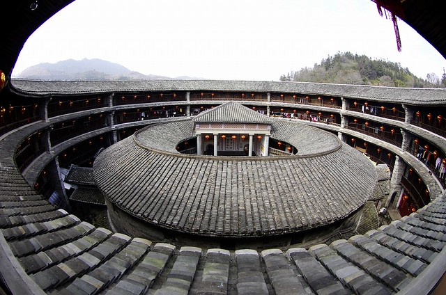 "El ""mundo perdido"" de Yongding, en China 5588260955_968f27dd5d_z"