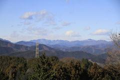 景信山の山頂
