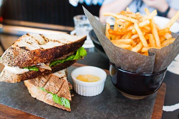 PS Steak Sandwich