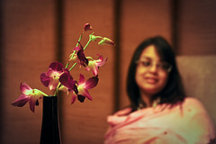Orchid of my life
