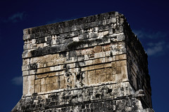 IMG_2345 Colour (jphphotography) Tags: travel tourism mexico ruins escape maya vibrant dramatic adventure chichenitza mayan tropical historical cancun templeofthejaguar t2i