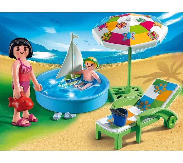 4864 Paddling Pool  scene