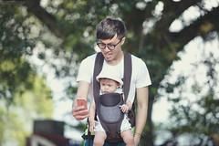 hey wow (M.K. Design) Tags: mk          taiwan portrait baby infant bokeh selfieaddict nikon d800e afs 105mmf14e ed