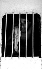 Emon's Present Life Story (Fardin1020) Tags: life blackwhite struggle parents momdad window