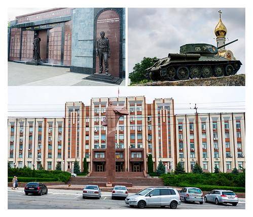 Transnistrien -  Tiraspol