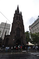 Trinity Church (markusOulehla) Tags: streetimpressions trinitychurch nyc newyorkcity markusoulehla nikond90 citytrip thebigapple usa manhattan