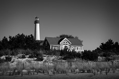 Cape May Lighthouse (Firoz Ansari) Tags: nj newjersey capemay beach sea lighthouse house