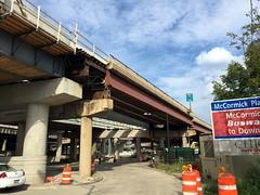 I-55/Lake Shore Dr. Interchange Construction (Illinois Department of Transportation) Tags: idot illinoisdepartmentoftransportation illinois chicago lakeshoredrive lakeshoredrivechicago i55 interstate55 infrastructure construction