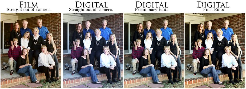 Film v Digital