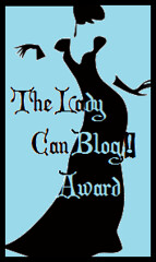 The Lady Can Blog Award!