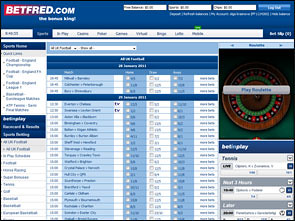 BetFred Sports Review