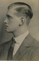 Second Lieutenant William Petersen