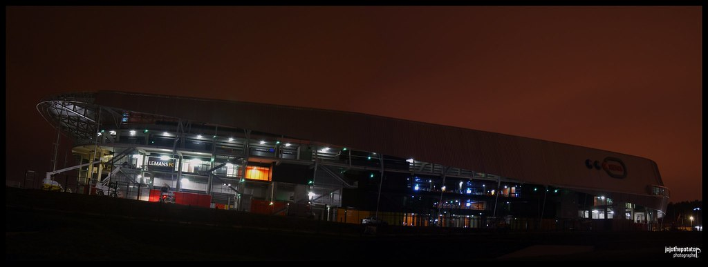 MMArena by Night