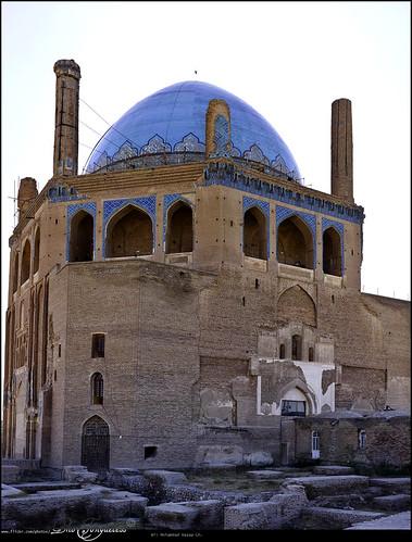 گنبد سلطانيه - Soltaniyeh Dome