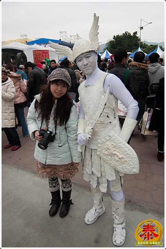 2011.01.30 鬼扯花博FIH的園遊會-6