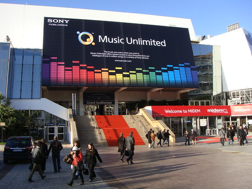 Music Unlimited Spreads Its Wings At MIDEM In Cannes